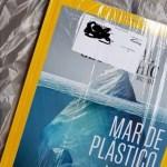 Silmakirjalikkuse musternäide: National Geographic saabub kahte plastkotti pakituna