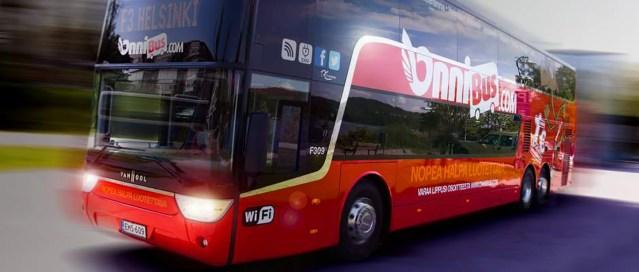 Turust Helsingisse sõitnud buss kuumenes üle, juht ei lasknud inimesi välja