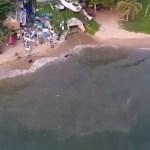 KOHUTAV: Soomlaste lemmiksihtkohas Pattayas värvus meri mustaks – ujuda enam ei soovitata