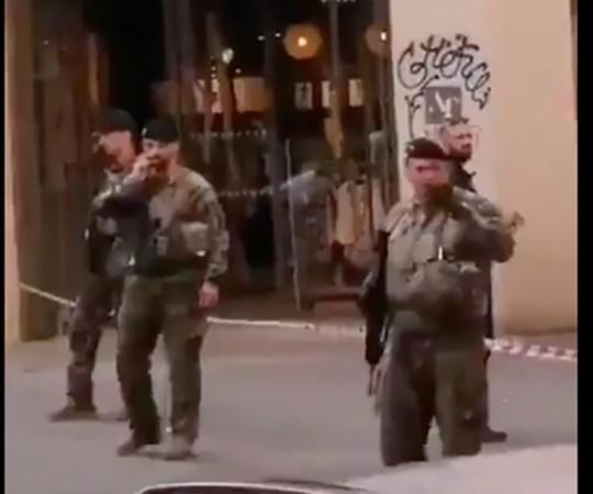 Uus info pommi kohta Lyonis: pomm oli jäetud kohvriga leivapoe juurde, otsitakse üht meest jalgrattaga