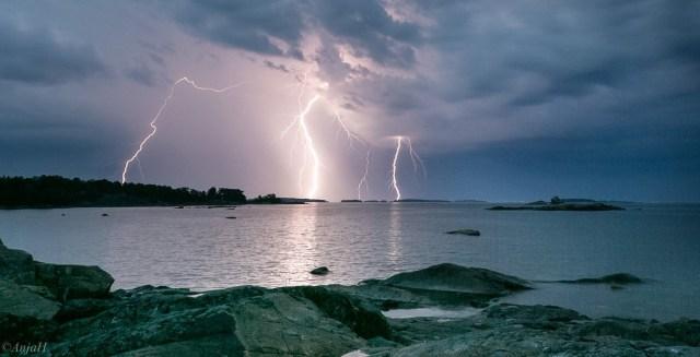 Soome ilmateenistus hoiatab tugeva äikse eest üle terve maa