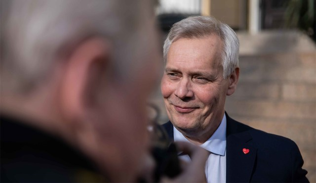 Soome peaminister kohtub Tallinnas Eesti ametivennaga