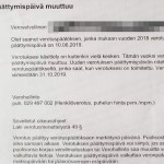 Kas said maksuametilt kirja? Tuhandete soomlaste maksutagastus lükkub edasi