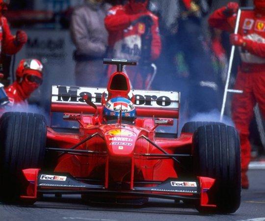Formulalegenda Mika Salo ei hidasta vauhtia