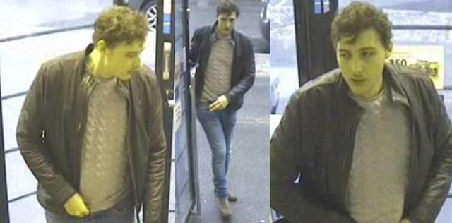 Kas oled näinud? Politsei otsib Helsingis relvaga R-kioskit röövida üritanud meest