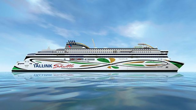 Tallinki uus laev kannab nime MySTAR