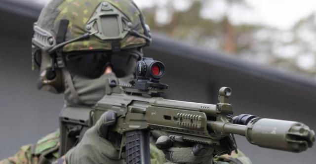 Soome allikad: Iraagis olevad Soome sõdurid vigastada ei saanud