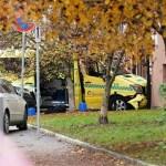 KUUM: Mees sõitis varastatud kiirabiautoga Oslos rahvamassi, palju vigastatuid