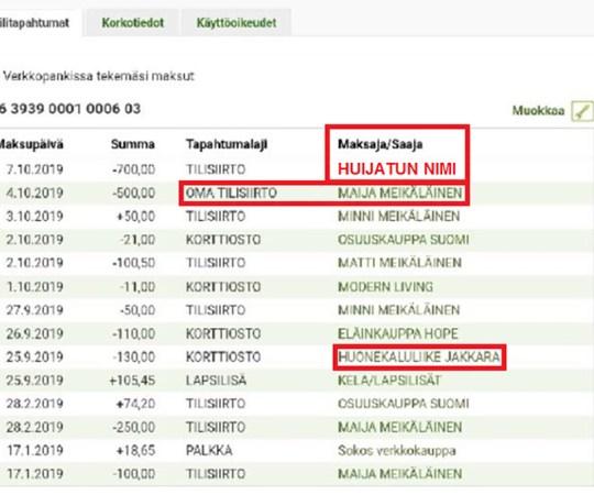 Soome politsei hoiatab petiste eest Tori.fi veebikeskkonnas