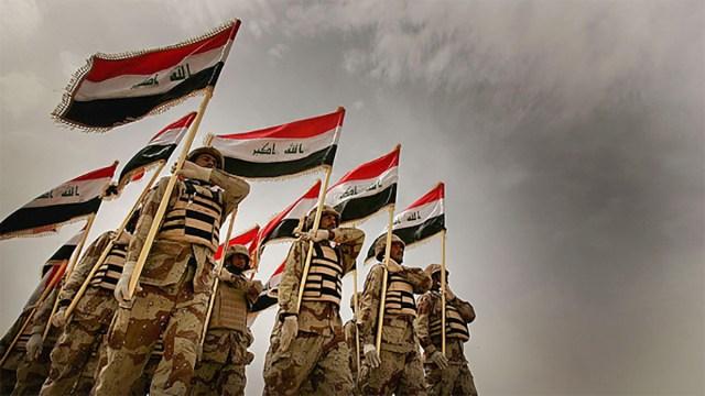 KUUM: Iraak kupatab USA liitlased maalt välja