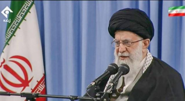 Iraani liider: USA sai laksu vastu nägu ja kui veel midagi korraldab, saab hullemini