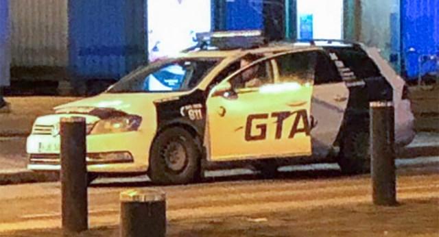 Helsingis liikus müstiline politseivärvides auto, nüüd on põhjus teada