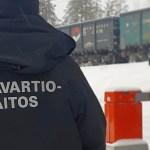 Soome piirivalve uurib juhtumit, kus iraaklasi veeti Eesti kaudu Soome