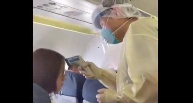 Viiruse paanika Hiinas: meedikud hakkasid kontrollima lennureisijaid