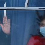 Koroonapaanika Ukrainas: Rahvas tõstis mässu Hiinast evakueeritute vastu (lisatud video)
