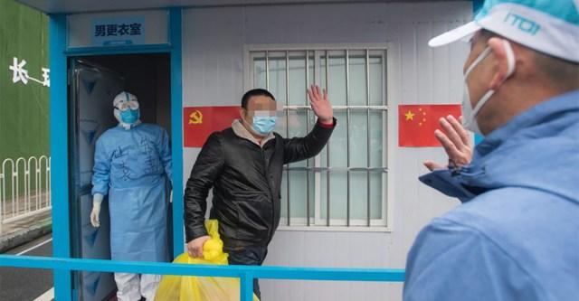 USA salaraport: Hiina varjas tahtlikult koroona-andmeid