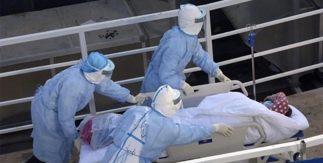 VIDEO: Hiinas viiakse osa, pealtnäha terveid inimesi vägisi haiglasse (NB! Nõrganärvilistele mittesoovitav)