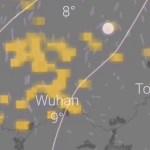 NASA satelliidipilt näitab, et Hiina viirusekolde Wuhani ümber on öösel palju tulekahjusid