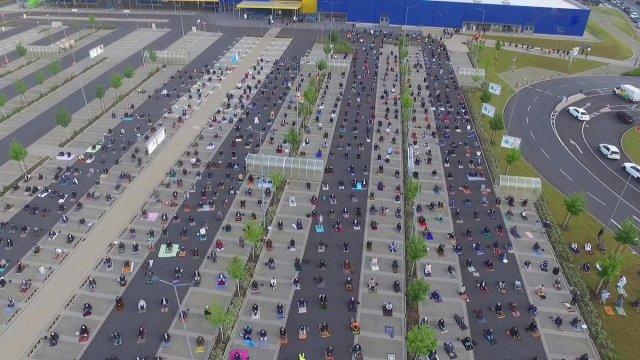 PILTUUDIS: IKEA andis Saksamaal moslemitele võimaluse massipalvuseks