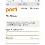 Ettevaatust: Soome Posti nimel saadetakse libasõnumeid