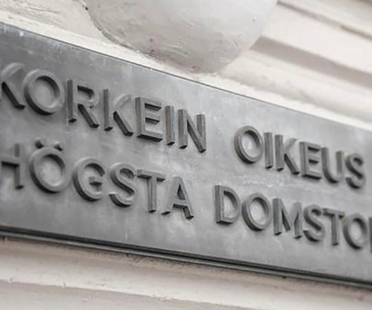 Soome ülemkohus: seksiks ettepaneku tegemine ilma intiimse puudutuseta pole ahistamine