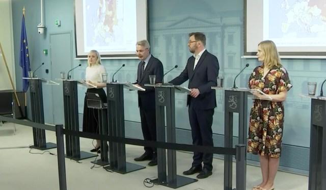 Soome avab piiri enamuse Euroopa Liidu riikidega, Hiinast, Taist ja Jaapanist saab tööasjus reisida