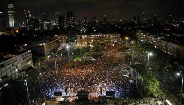 Iisraelis hakkas rahvas mässama koroonapiirangute vastu