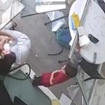 Kõhe video perest kodus Beiruti plahvatuse ajal (NB! Nõrganärvilistele mittesoovitav!)