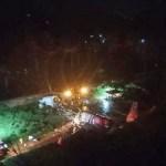 KUUM: Indias kukkus maandumisel alla reisilennuk 191 inimesega pardal ja murdus pooleks, on hukkunuid (lisatud video)