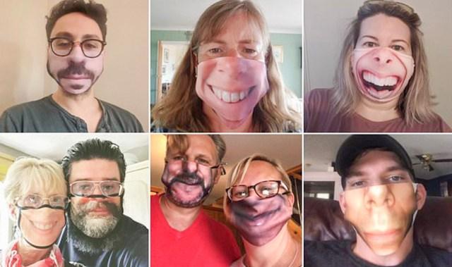 PILTUUDIS: Maailmas levib trend tellida oma näopildiga näomaskid