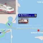 Amorella Mayday-signaal: laev lekib mitmest kohast – algas suur merepääste operatsioon