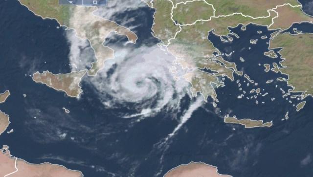 Kreekat tabab täna öösel orkaan, tuuled puhuvad 55 m/s