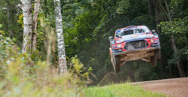 Tänak-Järveoja võitsid ülivõimsalt WRC Rally Estonia, soomlaste parim alles 5. koht