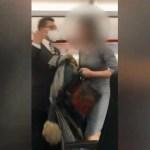 Kõik surevad! – koroona tõttu hullunud reisija tõsteti lennukist maha (lisatud video)