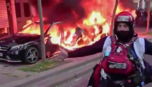 VIDEO: Pariis on taas leekides – rahvas protesteerib uue julgeolekuseaduse vastu, mis keelab pildistada politseinikke