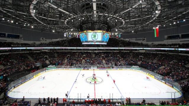 Valgevene jäi jäähoki MM-ist ilma