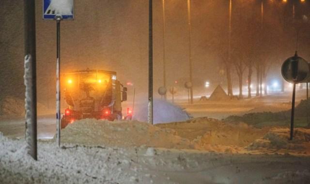KUUM: Soomet tabab tõeline maikuine lumepomm – kohati sajab maha üle 30 sentimeetri lund