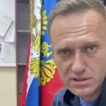 VIDEO: Navalnõi kohtuistung toimub politseimajas