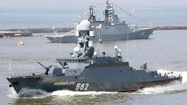 KUUM: Venemaa peab sõda USA-ga vältimatuks, USA sõjalaeva tuleku puhul korraldatakse suur sõjaline õppus