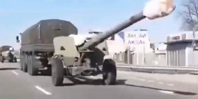 Ei tulnudki sõda: Venemaa tõmbab väed Ukraina piiri äärest tagasi