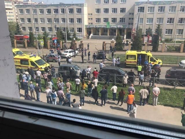 KUUM: Venemaa koolis oli massitulistamine, hukkus vähemalt 13 inimest, neist enamus lapsed (lisatud video, NB! nõrganärvilistele mittesoovitav)