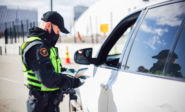 Soome piirivalve: piirikontrollide ja piirilt tagasisaatmiste arv suureneb Helsingi sadamas