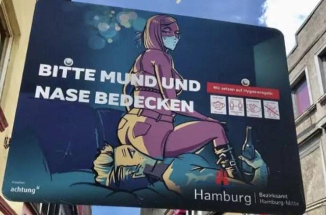 PILTUUDIS: COVID-i reklaam Saksamaal
