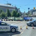 Kliimasõdalased allusid politsei soovile ja liiguvad Helsingis mujale