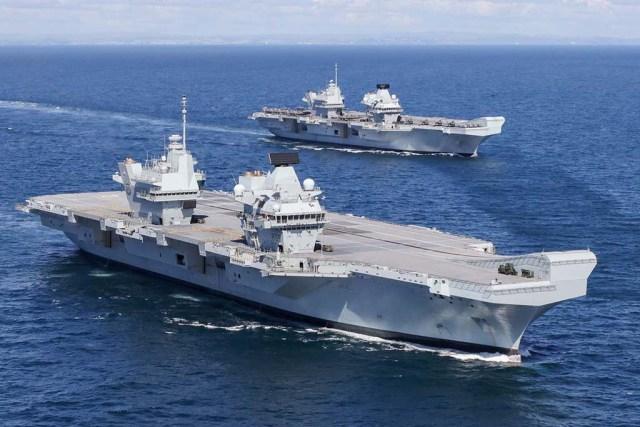 Kummaline lugu: koroona murdis maha kahe doosiga vaktsineeritud Briti mereväelased