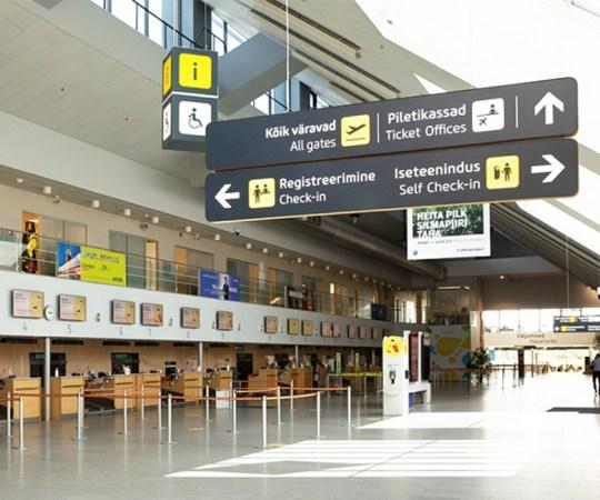 Soomlane Jorma on elanud Tallinna lennujaamas mitu kuud