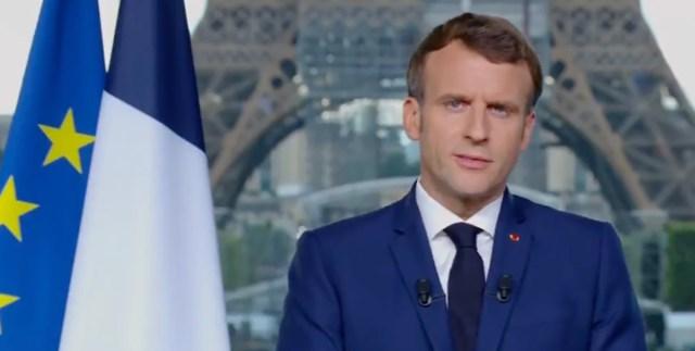 Macron: Prantsusmaa on juba sisenenud koroona neljandasse lainesse, vajalikud on karmid piirangud