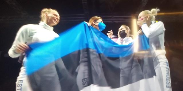 HURRAAA! Eestile tuli olümpiavõit!