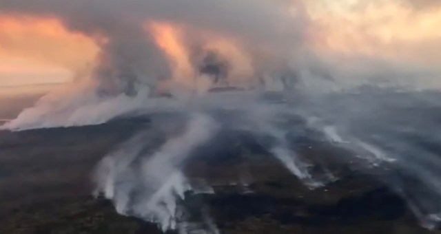KOLE: Venemaal on tules 1,5 miljonit hektarit metsa (lisatud video)