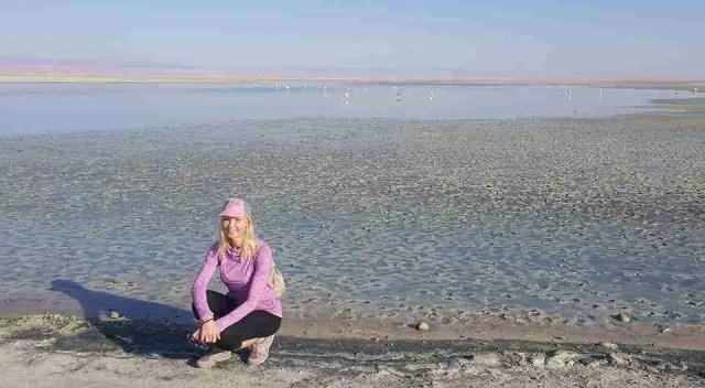 4 päev San Pedro de Atacamas Flamingod Tšiilis. Tšiili reisikiri EEstlased maailmas.